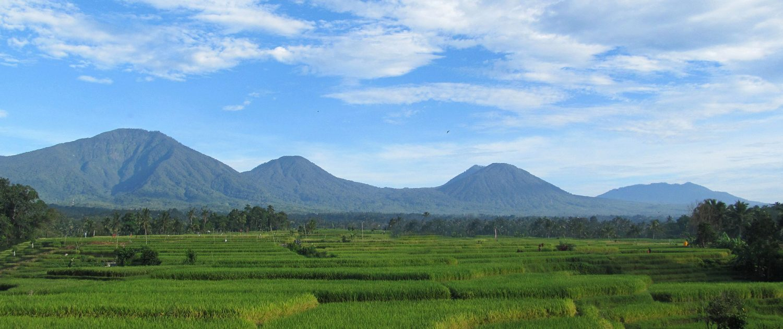 Bali Silent Retreat Mount Batukaru