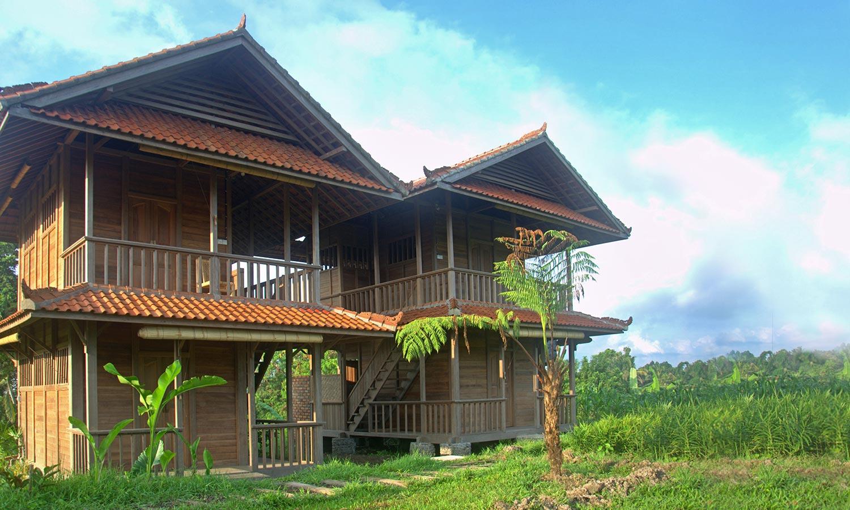 Bali Silent Retreat Deluxe Bungalow