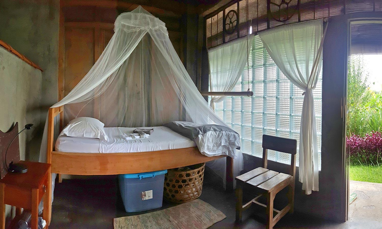 Bali Silent Retreat - Single room Ground level