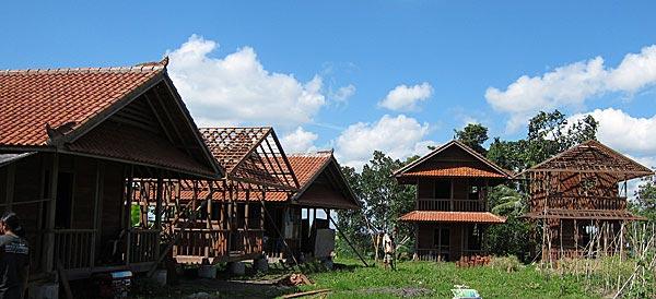 5 bungalows