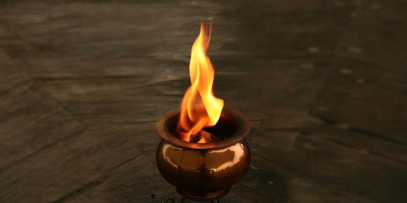 Bali Silent Retreat Agnihotra