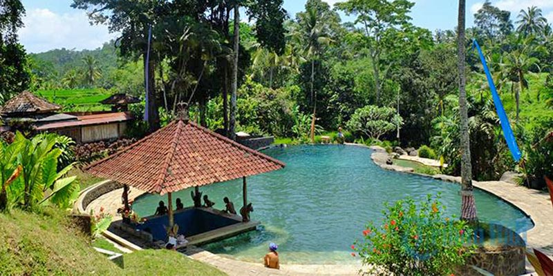 Bali Silent Retreat ESPA Yeh Panas Natural Hot Spring Resort