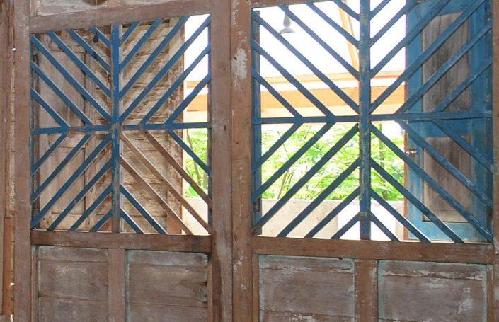 Dormitory window