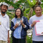 Bali Silent Retreat PT people
