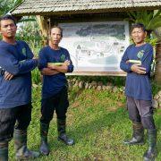 Bali Silent Retreat Security crew