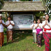 Bali Silent Retreat Office crew