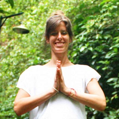Bali Silent Retreat Karen - Australia