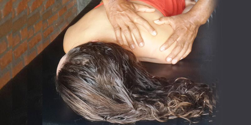 Bali Silent Retreat Massage