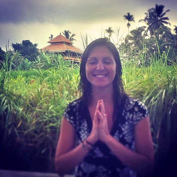 Bali Silent Retreat - Sarah Dulhaney