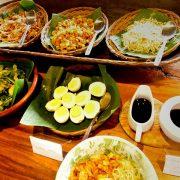 Balinese combining