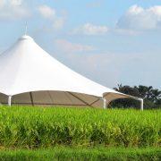 Octagon tent
