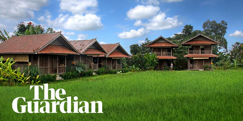 The Guardian - Keep quiet: can a silent retreat in Bali really soothe the soul