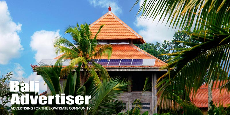 Bali Advertiser - Living off the grid in Bali