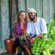 Founder - Patricia and Sangtu
