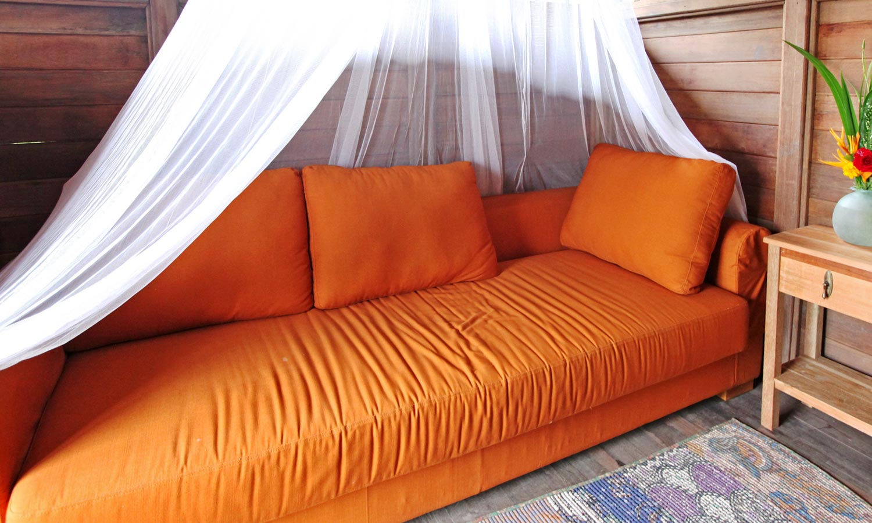 Deluxe Bungalow with sleeping sofa